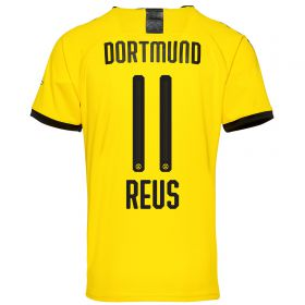 BVB Home Shirt 2019-20 with Reus 11 printing
