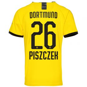 BVB Home Shirt 2019-20 with Piszczek 26 printing