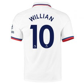 Chelsea Away Vapor Match Shirt 2019-20 with Willian 10 printing
