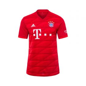 Bayern Munich Home Shirt 2019-20 - Kids with Müller 25 printing