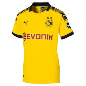 BVB Home Shirt 2019-20 - Womens with Zagadou 2 printing