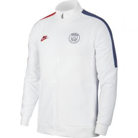 Paris Saint-Germain Nike I96 Jacket - White - Kids