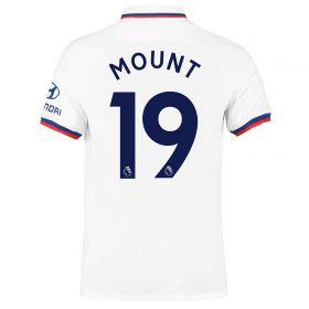 Chelsea Away Stadium Shirt 2019-20 with Mount 19 printing