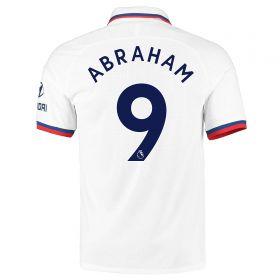 Chelsea Away Vapor Match Shirt 2019-20 with Abraham 9 printing