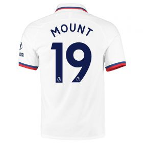 Chelsea Away Vapor Match Shirt 2019-20 with Mount 19 printing