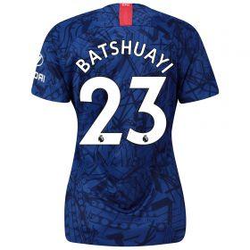 Chelsea Home Stadium Shirt 2019-20 - Womens with Batshuayi 23 printing