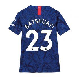 Chelsea Home Stadium Shirt 2019-20 - Kids with Batshuayi 23 printing
