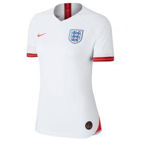 England Home Vapor Match Shirt 2019-20 - Women's with Bright 6 printing