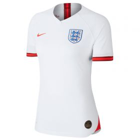 England Home Vapor Match Shirt 2019-20 - Women's with McManus 15 printing