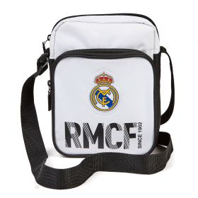 Real Madrid Crest Mini Shoulder Bag - 160 x 60 x 220mm