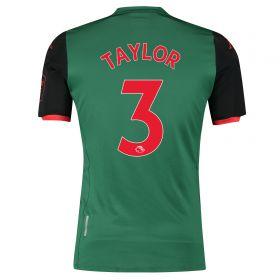 Aston Villa Third Shirt 2019-20 with Taylor 3 printing