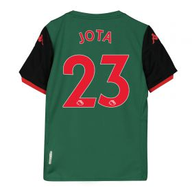 Aston Villa Third Shirt 2019-20 - Kids with Jota 23 printing