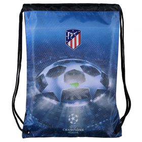 Atlético de Madrid UEFA Champions League Gym Bag