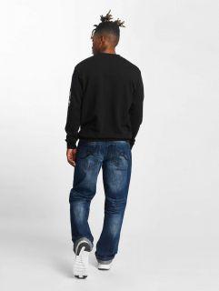 Rocawear / Jumper Retro Sport Crew Neck in black