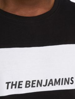 Who Shot Ya? / T-Shirt The benjamin in white