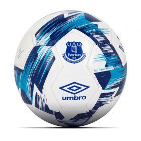 Everton Neo Trainer Miniball - White