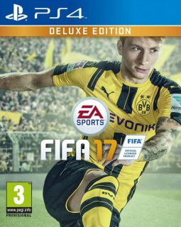 FIFA 17 PlayStation 4 DeLuxe Edition