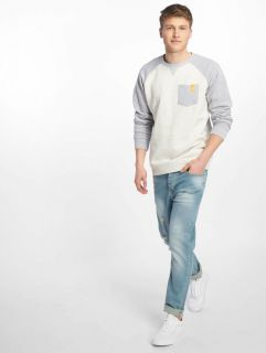 Just Rhyse / Jumper Raglan in white