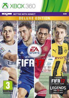 FIFA 17 Xbox 360 DeLuxe Edition