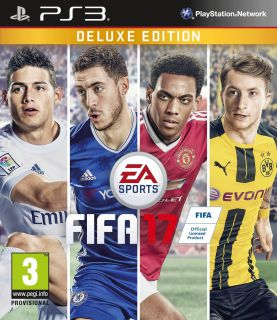 FIFA 17 PlayStation 3 DeLuxe Edition
