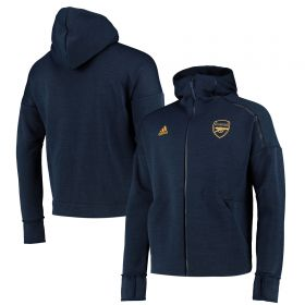 Arsenal ZNE 3.0 Hoody - Navy
