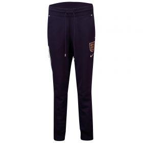 England Tech Fleece Pants - Purple - Womens