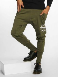 Bangastic / Sweat Pant Birds in olive