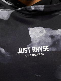 Just Rhyse / Hoodie Rawlins in black