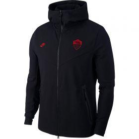 AS Roma Nike Techpack Fullzip Hoodie CL
