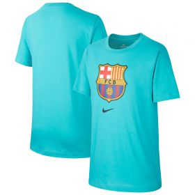 Barcelona Evergreen Crest 2 T-Shirt