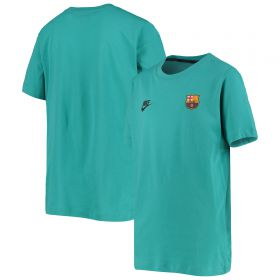 Barcelona Kit Inspired T-Shirt CL