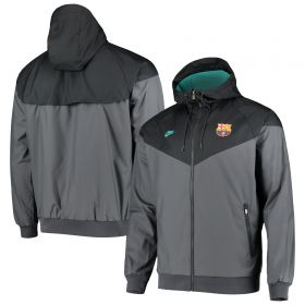 Barcelona NSW Authentic Woven Windrunner CL - Mens