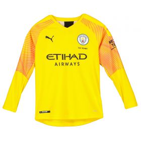 Manchester City Third Goalkeeper Shirt 2019-20 - Kids with Walker 2 printing