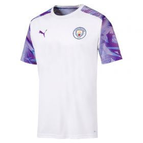 Manchester City Training Jersey - White - Kids