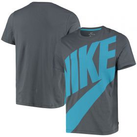 Tottenham Hotspur Kit Inspired T-Shirt - Grey