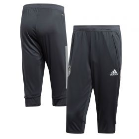 Germany 3/4 Training Pants - Dk Grey