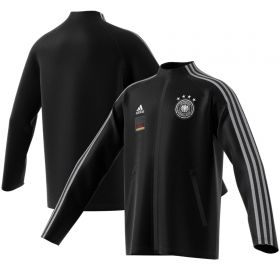 Germany Anthem Jacket - Black - Kids