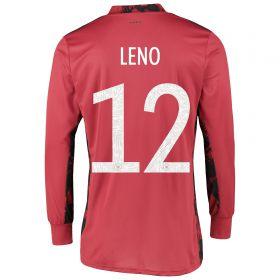 Germany Goalkeeper Shirt with Leno 12 printing