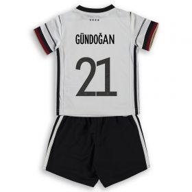 Germany Home Babykit with Gundogan 21 printing