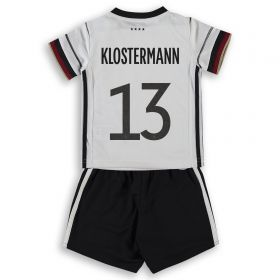 Germany Home Babykit with Klostermann 13 printing