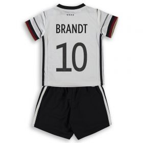 Germany Home Minikit with Brandt 10 printing