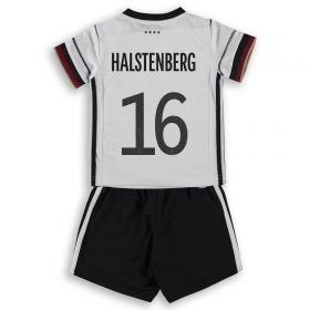 Germany Home Minikit with Halstenberg 16 printing