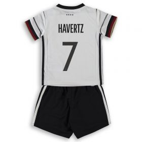 Germany Home Minikit with Havertz 7 printing