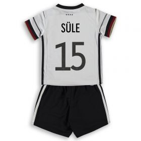 Germany Home Minikit with Sule 15 printing