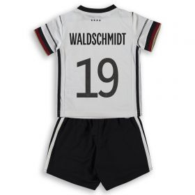 Germany Home Minikit with Waldschmidt 19 printing
