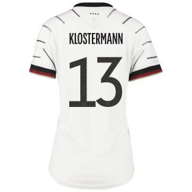 Germany Home Shirt - Womens with Klostermann 13 printing