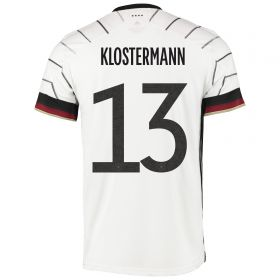 Germany Home Shirt with Klostermann 13 printing