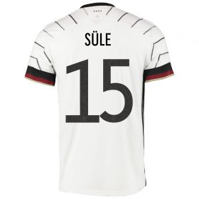 Germany Home Shirt with Sule 15 printing