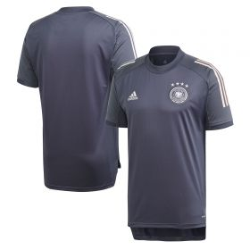 Germany Training Jersey - Dk Grey