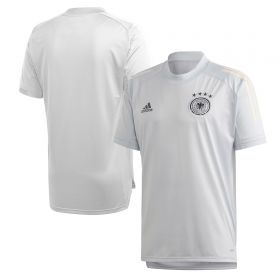 Germany Training Jersey - Grey